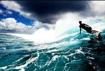 Surf Painting Inspiration