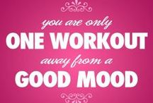 Get Moving / Fitness: quotes, motivation and workouts to start moving and get fit.