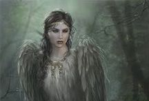 Queen of Fey, and all Mystical Creatures / by Amanda Jean