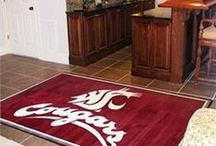 Washington State Cougs / Our very own Kit Fitzgerald graduated from Washington State University and it holds a special place in her & her Husbands heart.