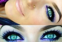 Beauty is in the eye of the beholder / Make up & elegance
