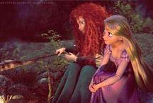Animation / For Disney & Pixar Animation