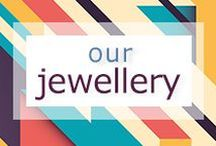 Our Jewellery Stories / Get a peek behind the sparkle as members of our team share the stories behind some of their favourite and most treasured pieces of jewellery.  Do let us know if you like them and we'll make sure to pass it on to our colleagues who have let us inside their jewellery collections.