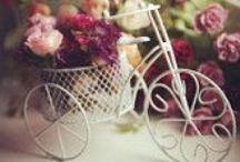 Everywhere flowers...