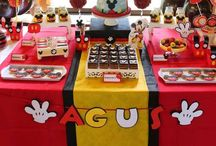 Mickey Mouse B-Day ideas