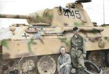 Modelling - German Pz V Panther D