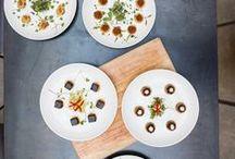 Real Weddings - Food & Drink / Food & Drink served at Roundhouse Weddings