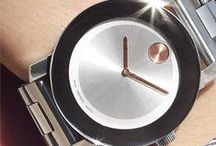 Movado / Classic, modernist and timeless, check out our Movado board for our favourite designs!