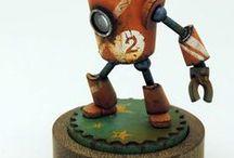 Modelling - Bots