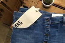 La toile de jean  ! / Le jean est couture !