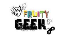 Fruity Geek / WebTV show - Recettes à base de fruits frais pour nerds, geek et gamers