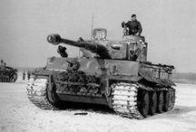 Modelling - German Pz VI Tiger I (+ Sturm)