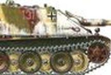 Modelling - German Pz V Jagdpanther