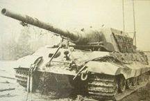 Modelling - German Pz VI JagdTiger