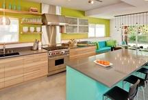 Kitchen / by Aziza Adams