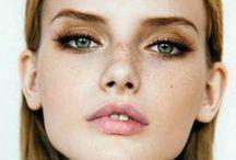 m a k e  u p / Art of make up
