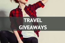 Travel Giveaways / by Travel Fashion Girl