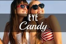 Eye Candy / Sunnies are a must have travel accessory you just can't do without / by Travel Fashion Girl