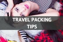 Travel Packing Tips / 60 Travel Packing Tips from the Experts! Travel Bloggers dish out their favorite packing tips! / by Travel Fashion Girl