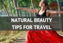 Natural Beauty Tips for Travel / by Travel Fashion Girl