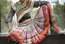 Ethnic Splendour !Tribal,Bohemian,Nomadic,Gothic Inspirations / Street Style / by Petal 's Pin-Interests !