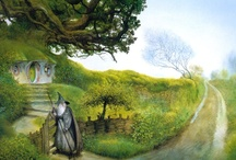 Tolkien / All things about Tolkien universe. / by Jimmy Pagette