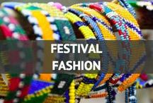Festival Fashion / Outfits and accessories that will make you the most stylish fashionista at the festival! / by Travel Fashion Girl