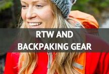 RTW and Backpacking Gear / by Travel Fashion Girl