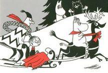 Moomin / Our sweet trolls...