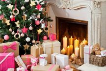 A Natale, la casa e la  tavola