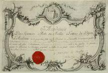 Rétrospective édition 2011 / Retrouvez dans ce tableau les documents présentés en 2011 dans le cadre de Patrimoine[s] écrit[s] en Bourgogne !