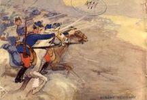 Grande Guerre / Découvrez ici des images relatives à la Première Guerre mondiale, issues des collections de divers établissements documentaires de Bourgogne et présentées au public dans le cadre de Patrimoine[s] écrit[s] en Bourgogne 2014 !