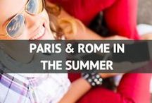 Paris & Rome in Summer / by Travel Fashion Girl
