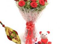Rakhi Gifts / Send Rakhi Gifts Across India. / by Florists In India