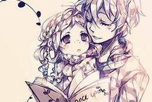 ♥Anime cute♥Clavies Cymphony