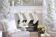 CHRISTMAS WHITE!!!...❤ / CHRISTMAS WHITE...❤ / by Ivette Cruz