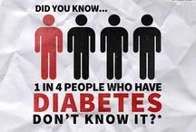 Diabetes Awareness Month / Dedicated to diabetes awareness