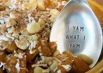 Bruce's Yams Side Dish Recipes / Delicious recipes using Bruce's Yams Sweet Potatoes. #Yamright #SweetPotatoes