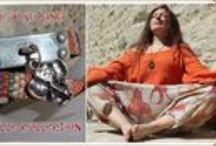 Voyages et Créations Ethniques / Inspirés par les artisans du Monde. Les couleurs du soleil
