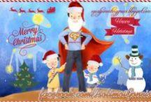 X-MAS DADDY / Τον Μπαμπά τους θέλουν ως δώρο τα παιδιά και αυτά τα Χριστούγεννα