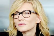 Celebs in Specs / Celebrities in their favorite fashionable eyewear. Try your favorite Hollywood-inspired look with Davis Vision's Virtual Try-On Tool: trydv.davisvision.com