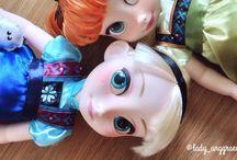 My Collection Dolls / Disney Animators Collection