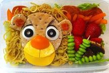 Recipes for Kids / If it gets your kids to sit down for a healthy meal, we're all in favor of playing with your food! Get inspired with fun and healthy recipe ideas we pin for you daily. And if you'd like to become a contributor (pin directly to the board), email us at webmail@davisvision.com.