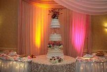 Wedding Cakes / Custom made wedding cakes by Saratori's Pastry Shop