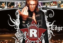 Rated R Superstar Edge / by Caitlyn Jacob