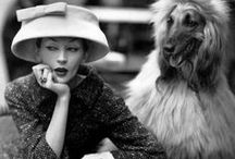 Vintage fashion photography