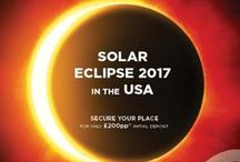 Solar Eclipse / Inspiring images of the solar eclipse