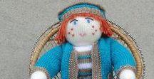 Poupée - Poupon - Doll - En laine - Tricot Fait main - Poupée de collection- Modèle Unique / Poupée en laine, poupée tricotée, Jouet enfant, Poupée pour enfant, poupée fait main, poupée tricotée main, Vêtement de poupée tricot, poupon en laine, cadeau pour enfant, poupée 40 cm, poupée de laine, petite poupée, cadeau de noël fait maison, doll, doll knitting, doll handmade, doll children, hand knitted doll, poupées faites à la main, jouet en laine, jouet pour enfant fille, poupées faites maison, wool doll,  Puppe aus Wolle, Woolen doll, Muñeca de lana, Шерстяная кукла artisanerie du chas