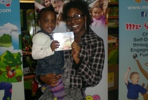 Mr Yipadee team spreading joy at events and CD signings / Mr Yipadee was meeting friends and spreading Joy at the Manchester Baby Expo, Mothercare Stores, appearances, and more. Yipadeeeee!