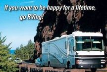 RV Living / Lets Just Run Away :-) / by Ed Todd